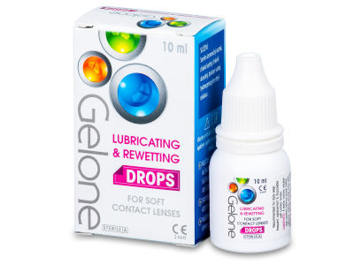 Gotas Gelone Drops 10 ml