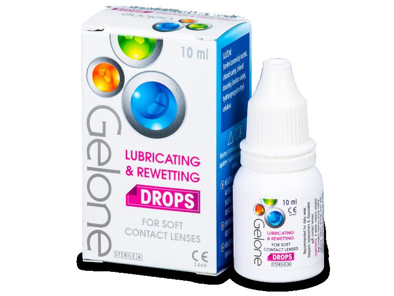 Gotas Gelone Drops 10ml  - Gotas para los ojos
