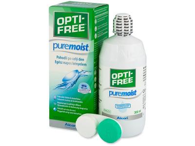 Líquido OPTI-FREE PureMoist 300 ml