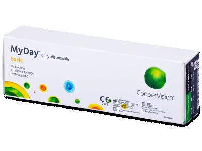 MyDay daily disposable toric (30 lentillas)