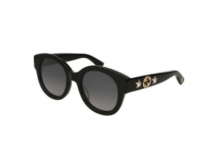 Gafas de sol Redonda - Gucci GG0207S-007