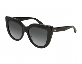 Gafas de sol Cat Eye - Gucci GG0164S-001