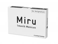 Lentillas para Astigmatismo - Miru 1 month Menicon for Astigmatism (6 Lentillas)