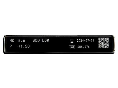 Miru 1 month Menicon Multifocal (6 Lentillas) - Previsualización de atributos