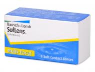 Lentillas Multifocales (Progresivas) - SofLens Multi-Focal (3lentillas)