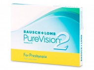 Lentillas Bausch and Lomb - PureVision 2 for Presbyopia (3 lentillas)