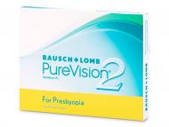 Lentillas PureVision - PureVision 2 for Presbyopia (3lentillas)