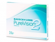 Lentillas Mensuales - PureVision 2 (3lentillas)