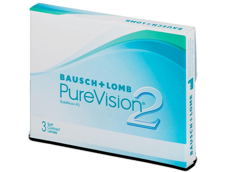 PureVision 2 (3lentillas) - Lentes de contacto mensuales