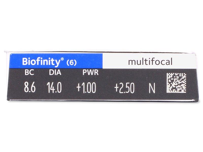 c62bf7d7516f3 Biofinity Multifocal (6 lentillas) - Previsualización de atributos