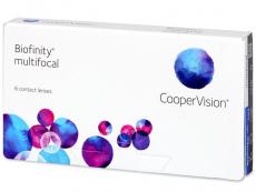 Biofinity Multifocal (6lentillas)
