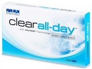 Lentillas Mensuales - Clear All-Day (6lentillas)