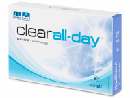 Lentillas Mensuales - Clear All-Day (6 lentillas)
