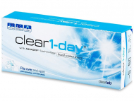 Lentes de contacto ClearLab - Clear 1-Day (30 lentillas)