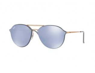 Gafas de sol Ovalado - Ray-Ban BLAZE DOUBLE BRIDGE RB4292N 63261U