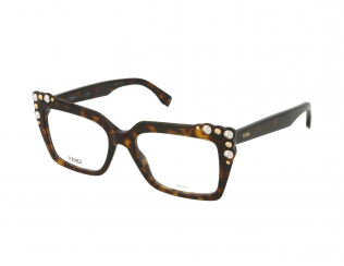 Gafas graduadas Fendi - Fendi FF 0262 086