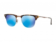 Gafas de sol Clubmaster - Ray-Ban CLUBMASTER LIGHT RAY RB8056 175/55