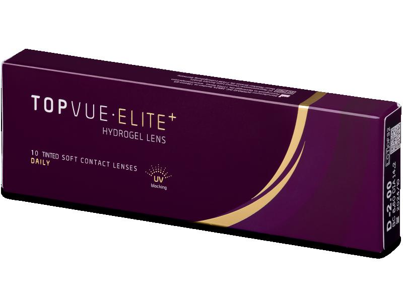 TopVue Elite+ (10 lentillas) - Lentillas diarias desechables