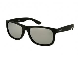 Gafas deportivas - Gafas de sol Alensa Sport Black Silver Mirror