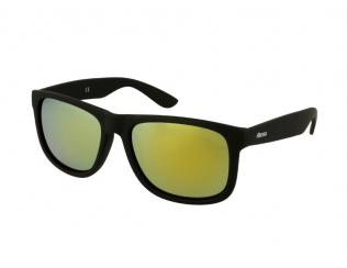Gafas deportivas - Gafas de sol Alensa Sport Black Gold Mirror
