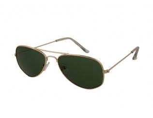 Gafas de sol - Gafas de sol para niños Alensa Pilot Gold