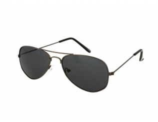 Gafas de sol - Gafas de sol para niños Alensa Pilot Ruthenium