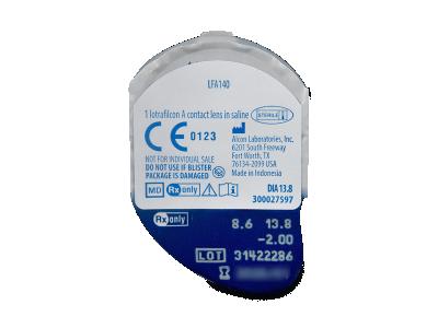 Air Optix EX (3 lentillas) - Previsualización del blister
