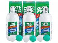 Líquidos de lentillas - Líquido OPTI-FREE Express 3x355ml