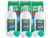 Líquido OPTI-FREE Express 3x355ml