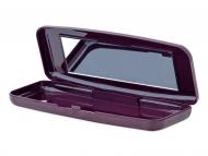 Estuche de lentillas con espejo - Estuche para lentillas TopVue Elite