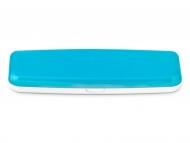 Accesorios para lentes de contacto - Estuche para lentillas diarias - Azul