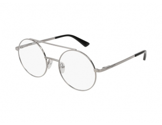 Gafas graduadas Redonda - Alexander McQueen MQ0140O 003