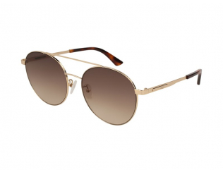 23c5bda102 Alexander McQueen MQ0107SK 004. 131.91 €. Gafas de sol Piloto ...