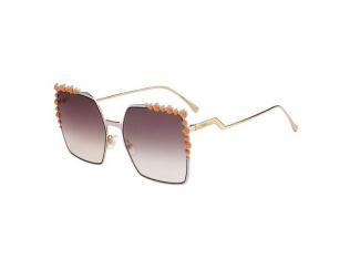 Gafas de sol Talla grande - Fendi FF 0259/S 35J/NQ