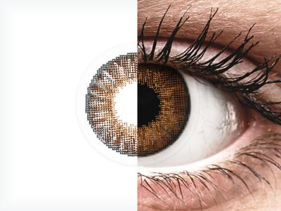 Air Optix Colors - Brown - Sin graduar (2lentillas)