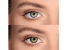 Air Optix Colors - Gemstone Green - Sin graduar (2lentillas)