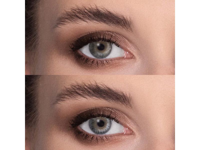 Air Optix Colors - Grey - Sin graduar (2lentillas)