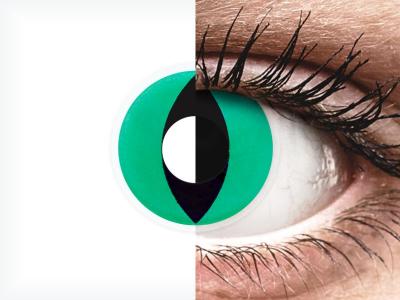 ColourVUE Crazy Lens - Anaconda - Sin graduar (2 lentillas)
