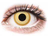 Lentillas Maxvue Vision - ColourVUE Crazy Lens - Avatar - Sin graduar (2 lentillas)