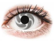 Lentillas Maxvue Vision - ColourVUE Crazy Lens - Blade - Sin graduar (2 lentillas)