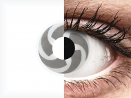 ColourVUE Crazy Lens - Blade - Sin graduar (2 lentillas)