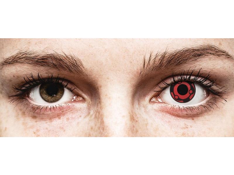 ColourVUE Crazy Lens - Madara - Sin graduar (2 lentillas)