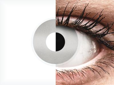 ColourVUE Crazy Lens - Mirror - Sin graduar (2 lentillas)