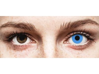 ColourVUE Crazy Lens - Sky Blue - Sin graduar (2 lentillas)