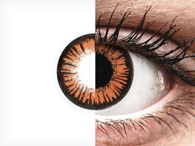 ColourVUE Crazy Lens - Twilight - Sin graduar (2 lentillas)