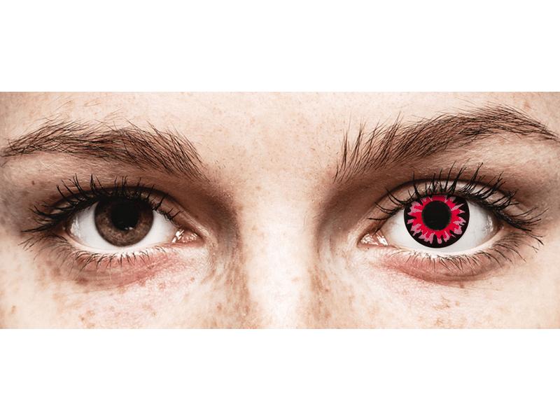 ColourVUE Crazy Lens - Volturi - Sin graduar (2 lentillas)