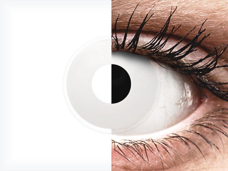 9d017e01fc ColourVUE Crazy Lens – WhiteOut – Graduadas (2 lentillas) | Lentes ...