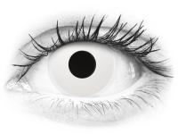 ColourVUE Crazy Lens - WhiteOut - Graduadas (2 lentillas)