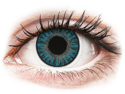 TopVue Color daily - Blue - Sin graduar (10 lentillas)