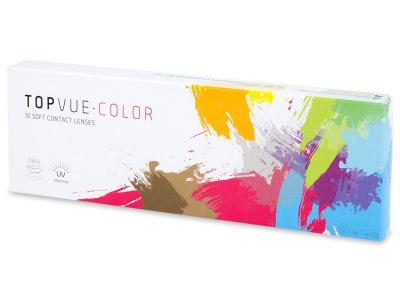 TopVue Color daily - Blue - Sin graduar (10lentillas)